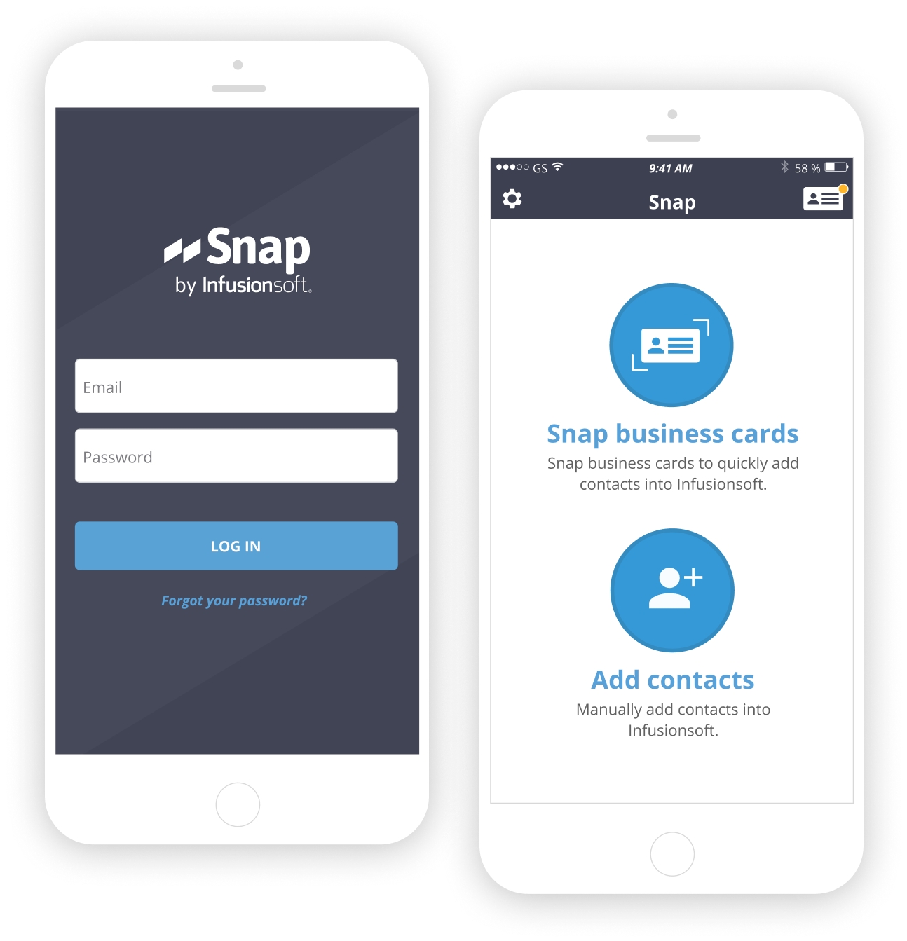 Snap Mobile App